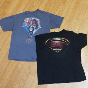 Superhero Shirt Combo